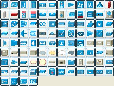 Cisco Visio Stencils